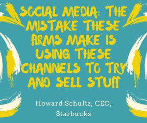 Howard Schultz, CEO, StarbucksQuote