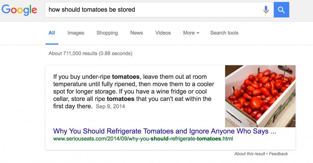 Google Answer