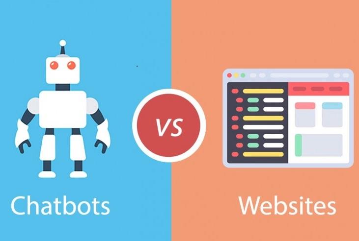 Chatbots Vs. Website