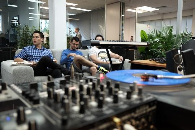 Dejan Marketing's Office - Dan Petrovic