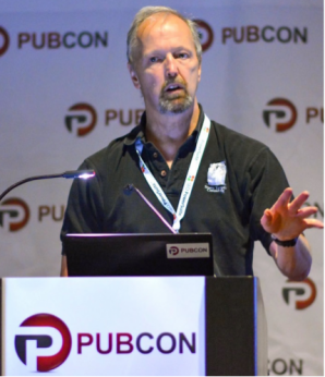 Eric Enge, SEO Expert at Pubcon
