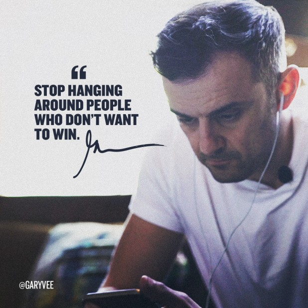 Gary Vaynerchuk on Winning