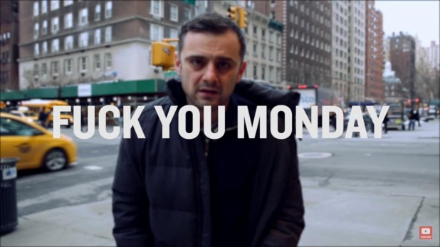 Gary Vaynerchuk Video Screenshot