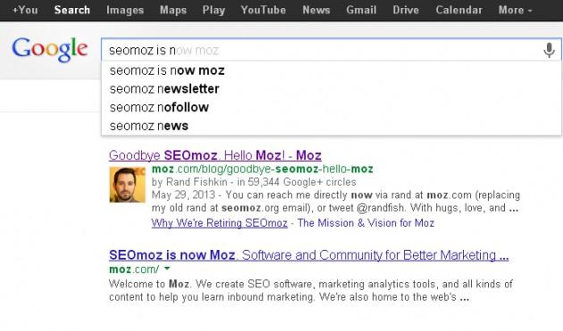 SEOMoz is Now Moz