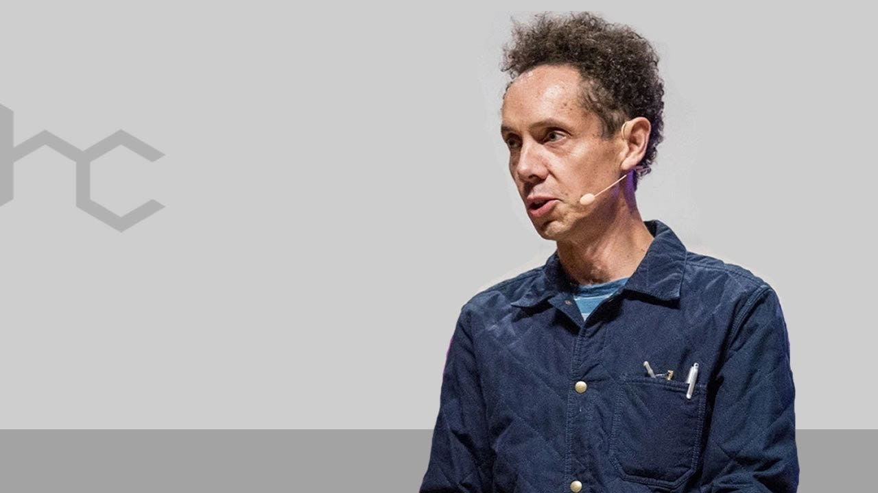 Malcolm Gladwell, Author