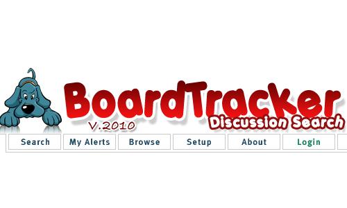 Board Tracker